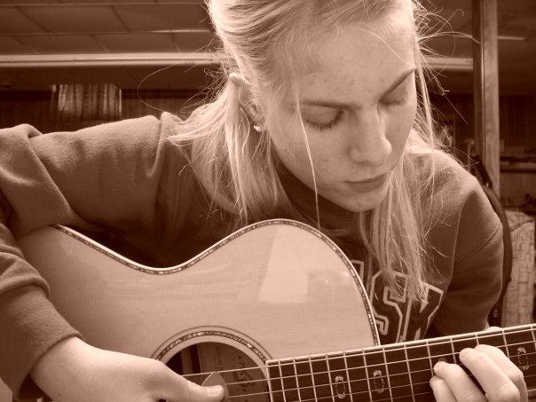 Me and my Guitar.