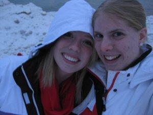 Kristina and Amy!